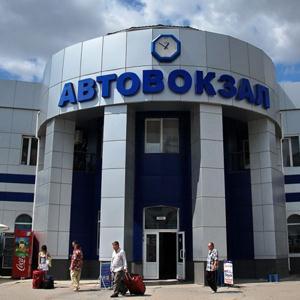 Автовокзалы Березового