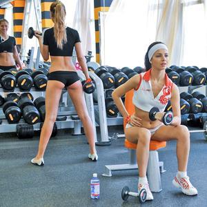 Фитнес-клубы Березового