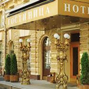 Гостиницы Березового