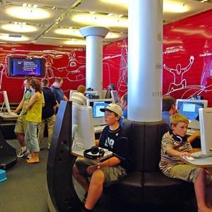Интернет-кафе Березового