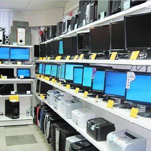 Компьютерные магазины Березового