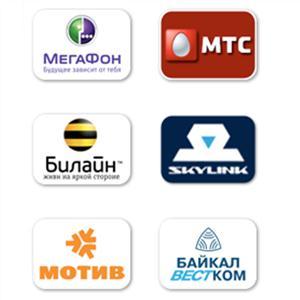 Операторы сотовой связи Березового