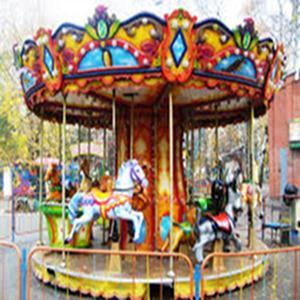 Парки культуры и отдыха Березового
