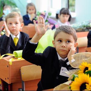 Школы Березового