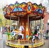 Парки культуры и отдыха в Березовом