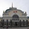 Железнодорожные вокзалы в Березовом