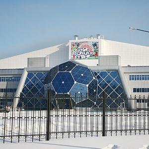 Спортивные комплексы Березового