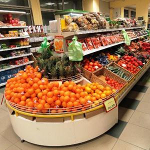 Супермаркеты Березового