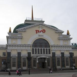 Железнодорожные вокзалы Березового